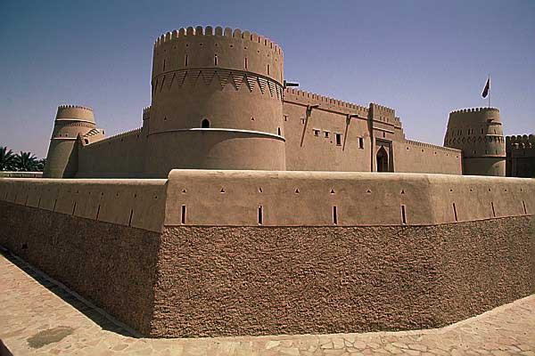 Al Buraymi Oman  city photos gallery : حصن الخندق Эль Бурайми