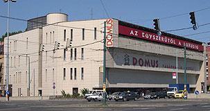 Domus bútoráruház - Budapest