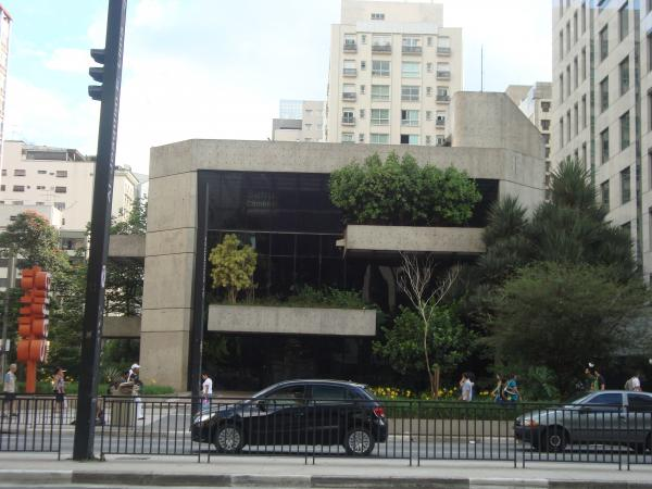 Banco Safra  Agência Trianon  São Paulo