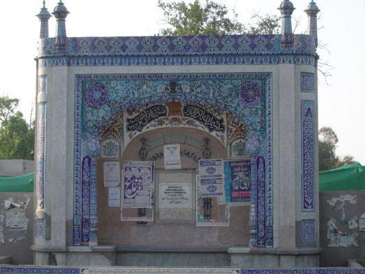Birth Place Of Ahmad Shah Abdali