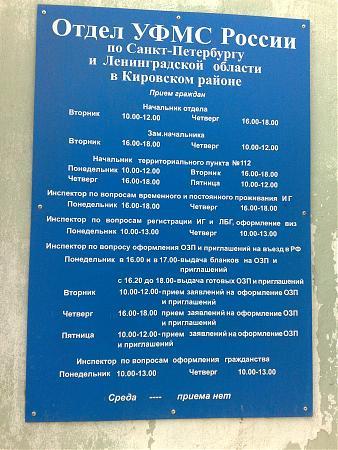 Официальный сайт паспортного стола россии может