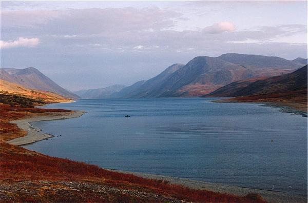 Озеро Большое Щучье