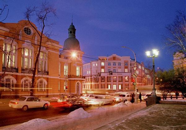 Автодорога Иркутск