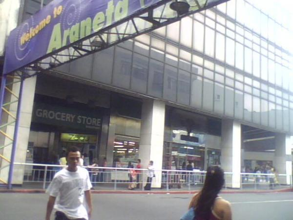 Cubao Araneta Map Araneta Center Cubao