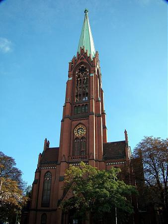 Paulus kirche berlin wedding
