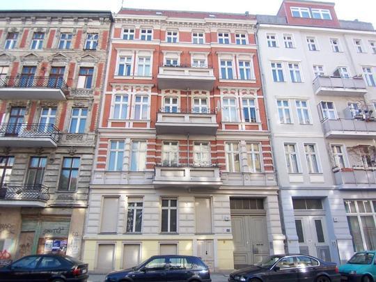 Mehrfamilienhaus l becker stra e 18 berlin for Mehrfamilienhaus berlin