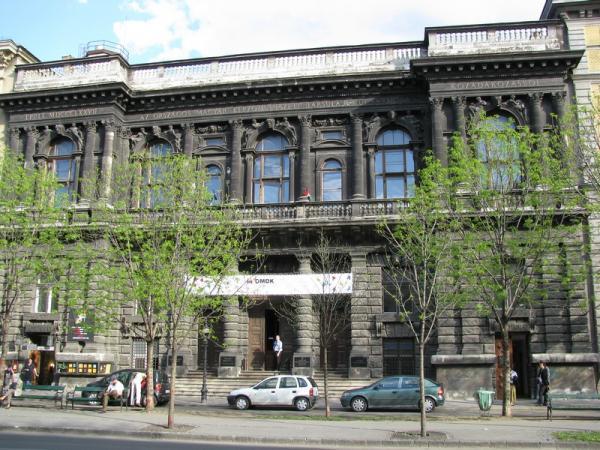 Ungarische akademie der bildenden künste budapest