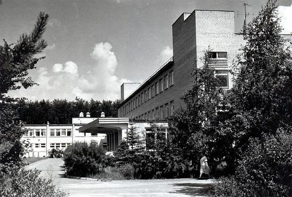 Отделение сестринского ухода при больнице архангельск