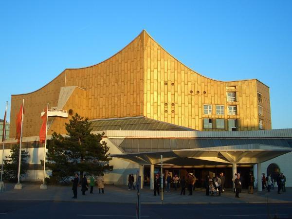Berliner Philharmonie Berlin