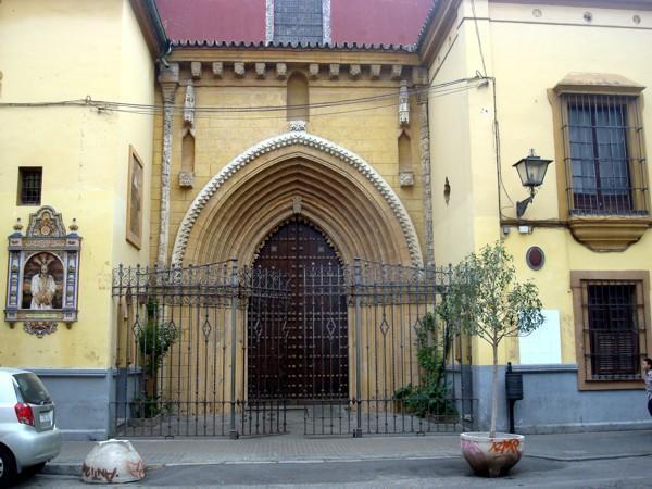 Resultado de imagen de San Juan de la Palma  sevilla