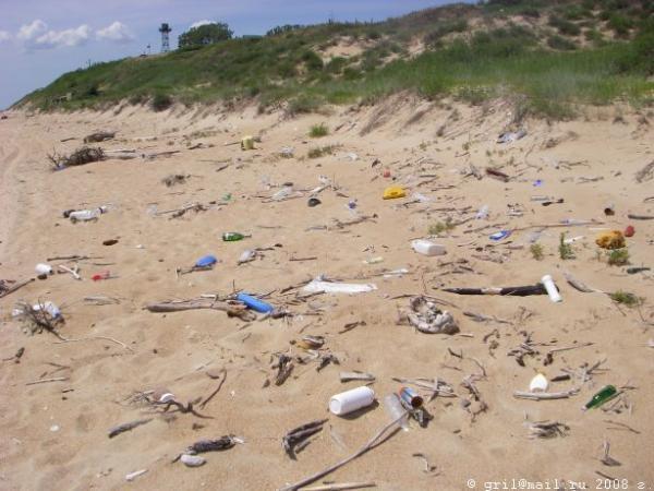 Нудистский пляж в Лазаревском в Лазаревском (Россия