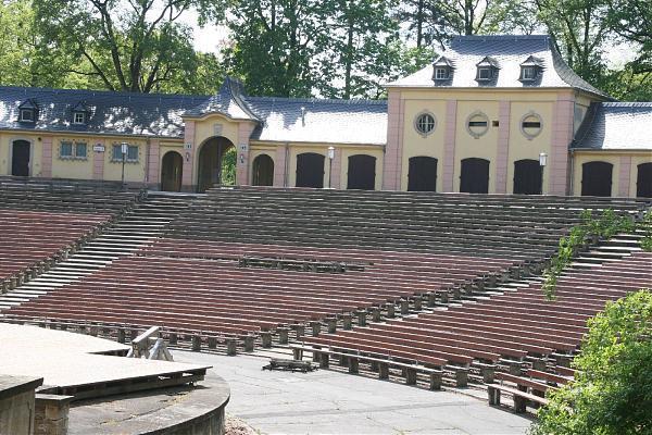 Freilichtbühne Junge Garde - Dresden