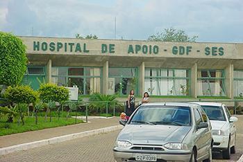 Resultado de imagem para hospital de apoio df