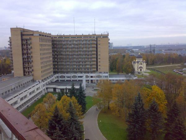 6 госпиталь химки