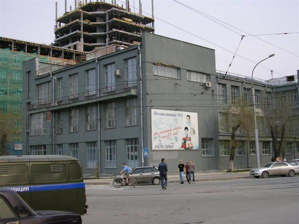 Первая детская городская больница 1 самара карта
