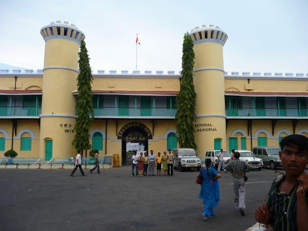Image result for Silver Jail andaman