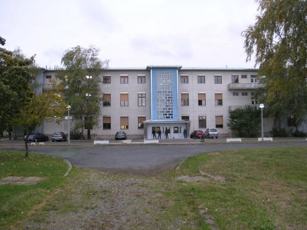Sveucilisni Kampus Borongaj Zagreb