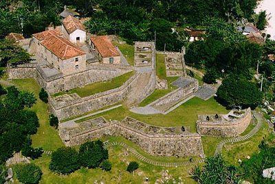 Fortaleza de São José da Ponta Grossa - Florianópolis