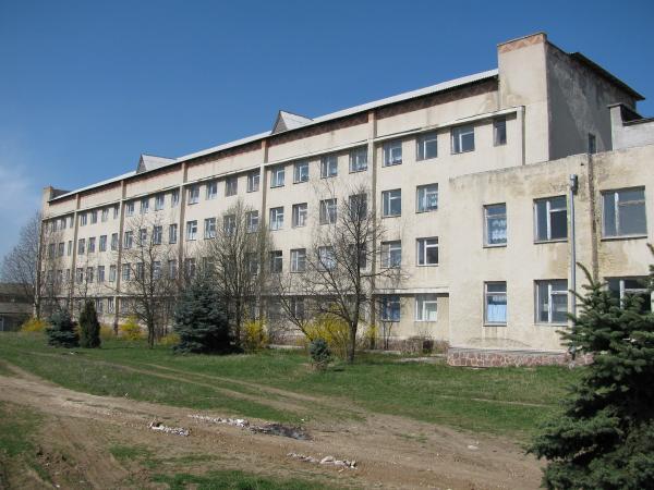 Детская больница на 45 квартале