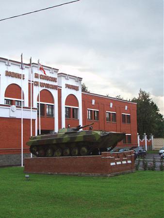 Военное училище академия добавить