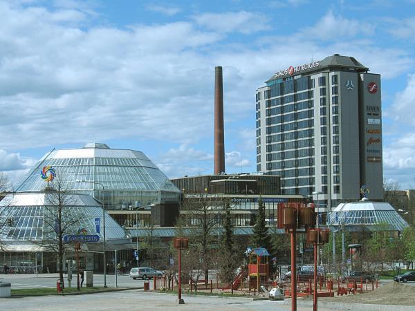 Tampere Koskikeskus
