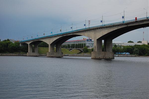 ремонт моста ярославль схемы объезда.