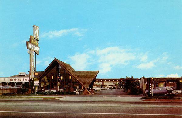 Kettle Motor Hotel Anaheim California