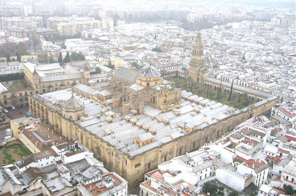 cathedral mosque of córdoba córdoba