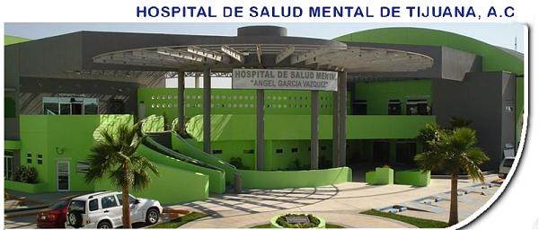 hospital de salud mental en mexico: