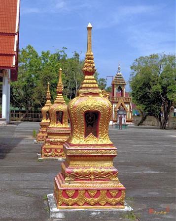 Wat Prathong or Wat Phra Thong (Buried Golden Buddha ...