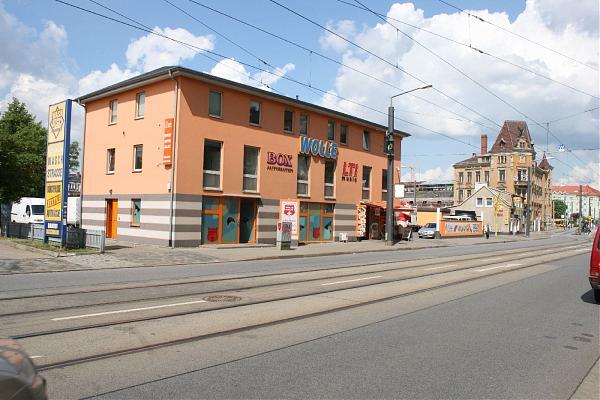 Wolle Werbung Prasse Lichtwerbung Gesch Ftshaus Leipziger