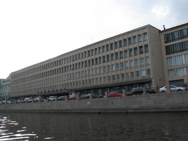 Административно офисное здание