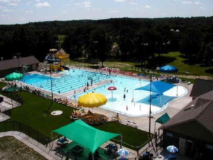 South Park Aquatic Center Algona Iowa