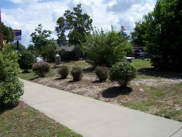 Gross Cemetery Lexington South Carolina