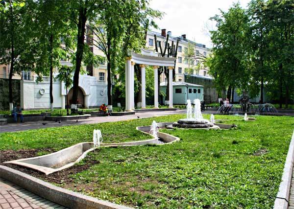 Сад 171Аква�и�м187 Мо�ква