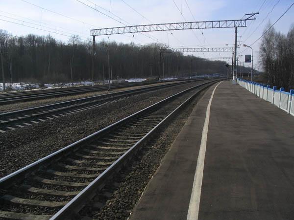 Железнодорожная станция добавить