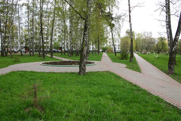 Любишь наш городской парк?