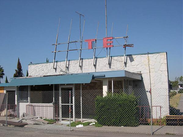 The Fire Station Motel Site Garden Grove California