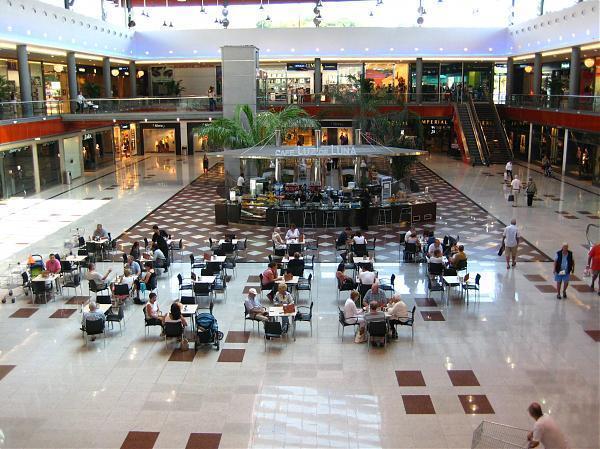 centro comercial la ca ada marbella