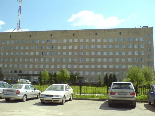 Знаменская городская больница астраханской области