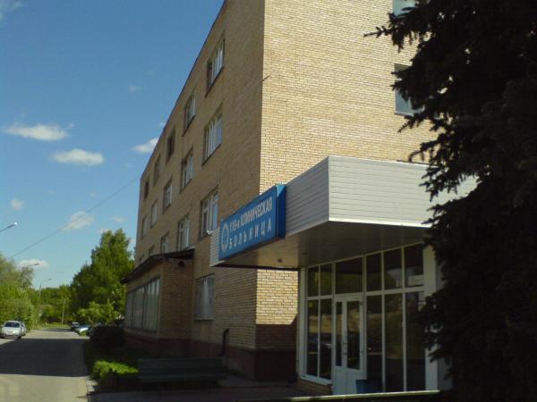 Больниц 13 харьков