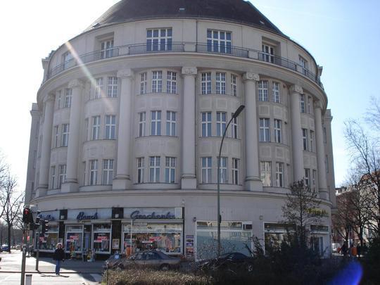 wohn und gesch ftshaus tempelhofer damm 2 berlin. Black Bedroom Furniture Sets. Home Design Ideas