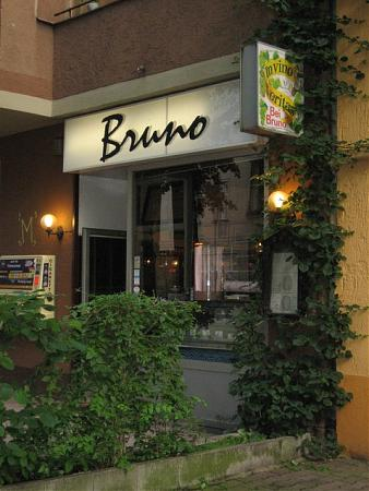 italienisches restaurant bruno berlin. Black Bedroom Furniture Sets. Home Design Ideas