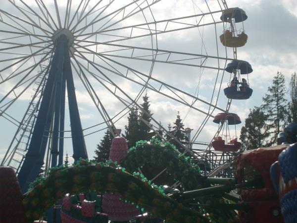 5 колесо петербург: