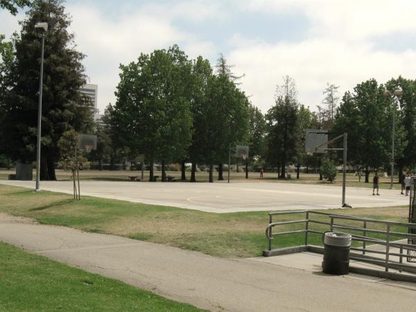 Westwood Park Los Angeles California