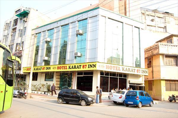 Karat 87 Inn Budget Hotel   Karat87inn   Karol Bagh  New Delhi  India