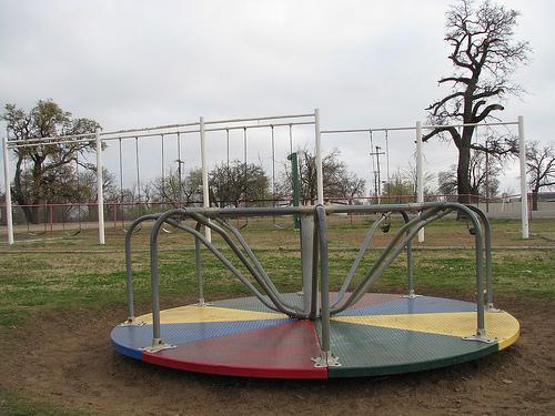 Whitlock Park Drumright Oklahoma
