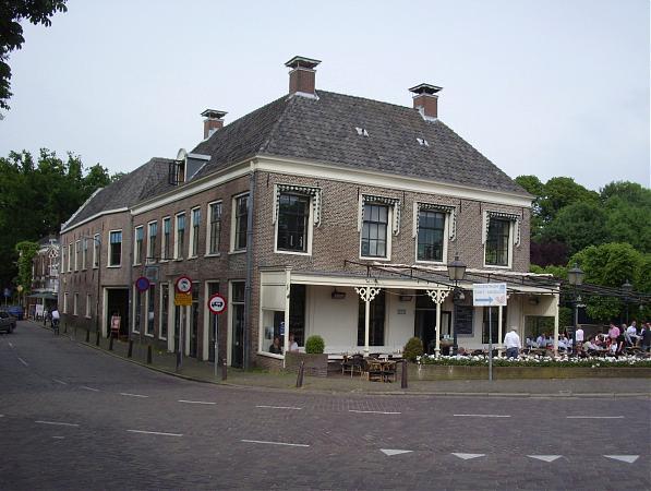 Abcoude Netherlands  city pictures gallery : Café Restaurant De Eendracht Abcoude
