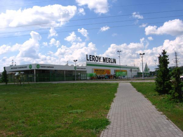 Leroy merlin bydgoszcz for Leroy merlin wikipedia