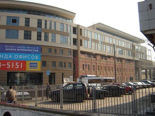 Бизнес центр школа телевизионного